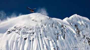Eagle Pass Heliskiing